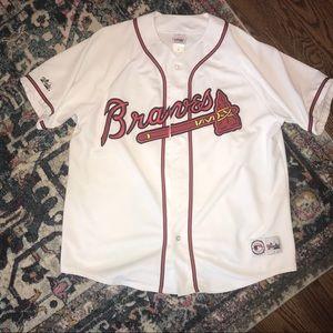 Other - Atlanta Braves Jersey XXL
